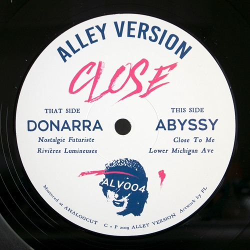 [ALV004] DONARRA / ABYSSY - CLOSE (snippet)