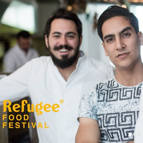 Le Refugee Food Festival - Sophie Allemand