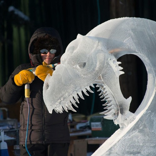 Journey Into Ice Carving
