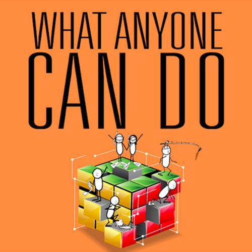 What Anyone Can Do: Kelly Riggs (1008)