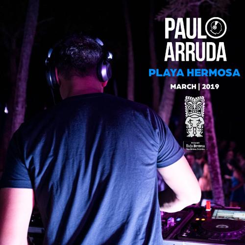 Paulo Arruda en Playa Hermosa 2019