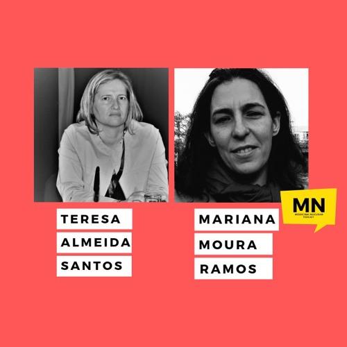 """#4 Teresa Almeida Santos e Mariana Moura Ramos - """"Dentro de alguns anos, seremos todos inférteis"""""""