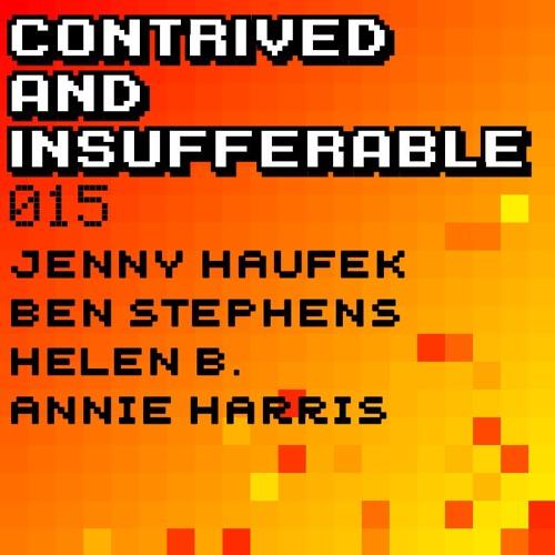 015: Jenny Haufek, Helen B., Ben Stephens, Annie Harris | Art Pranked!