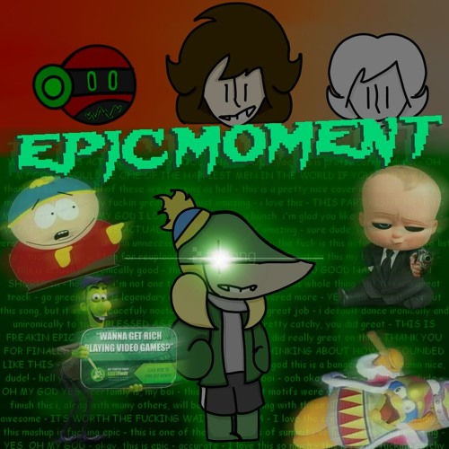 [Birthday Special!] EPIC MOMENT [My Self-Insert HOT
