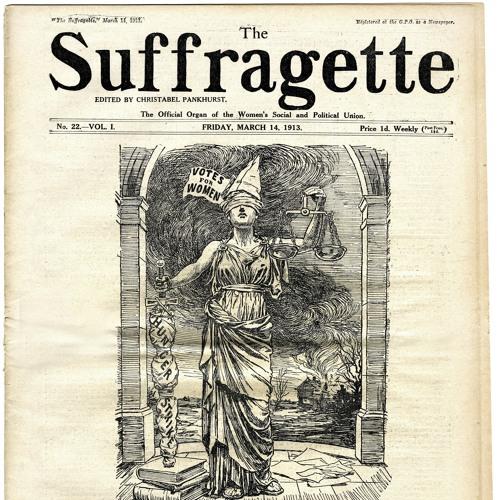 The Bath Spa Suffragist
