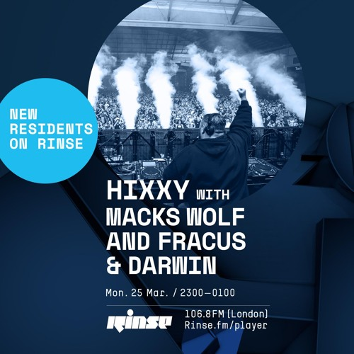 Hixxy with Macks Wolf and Fracus & Darwin - 25th March 2019