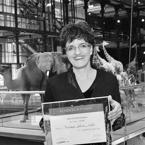 Prix International - Fondation Fyssen - Silvia ARBER