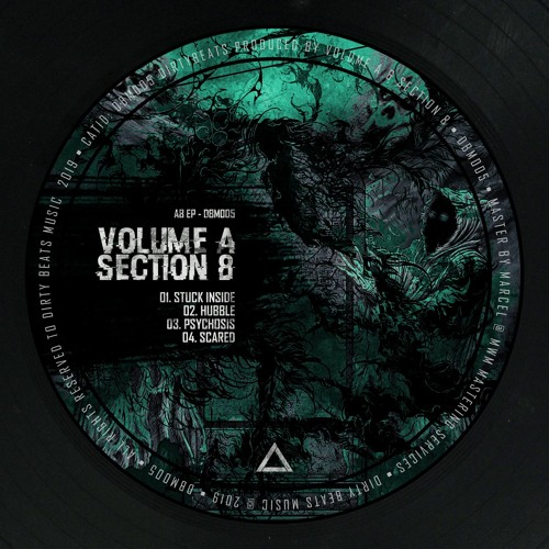 DBM005 - Volume A & Section 8 - A8 EP (OUT NOW)