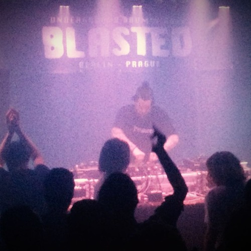 Akira (Let It Roll, Shadowbox.cz) Live @ Blasted, Klubovna 23th March 2019