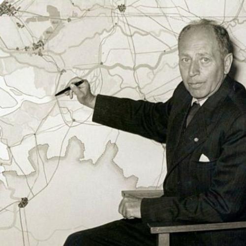 #9 Geestelijk vader van de Deltawerken: Johan van Veen