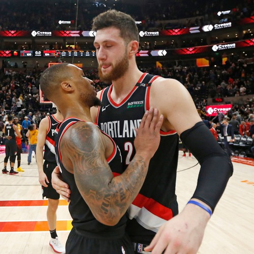 'You never want to see that for your friend or your teammate': Lillard speaks about Nurkic injury