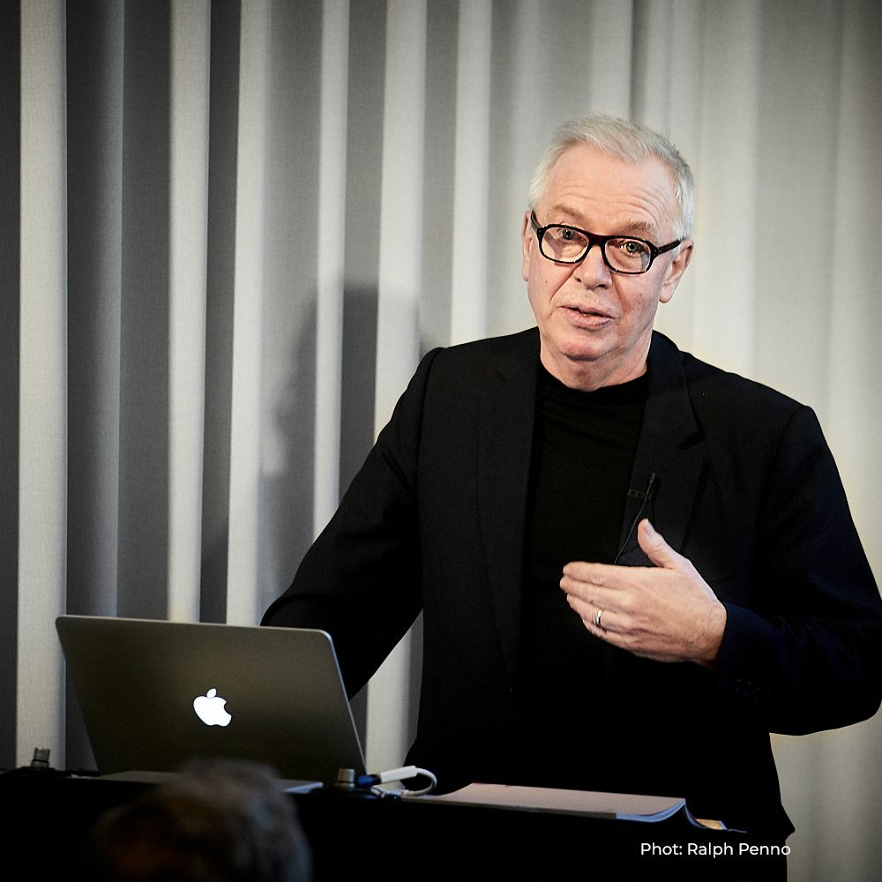 Beyond the Lecture: Sir David Chipperfield