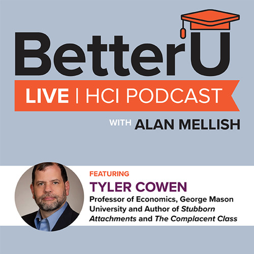 Automation and the Future of Work with Tyler Cowen