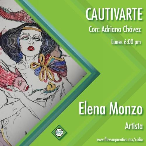 Cautivarte 147 - Elena Monzo