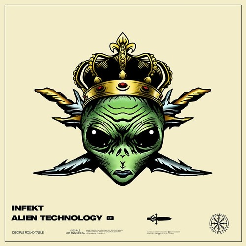 Infekt - Alien Technology 2019 [EP]