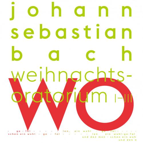 J.S. Bach: Weihnachtsoratorium - 2. Teil, Nr. 23  - Wir singen Dir in Deinem Heer