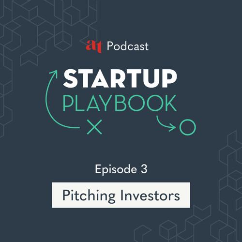Startup Playbook: Pitching Investors