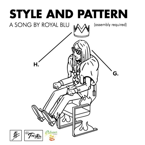 Royal Blu - Style and Pattern (Produced by JLL)