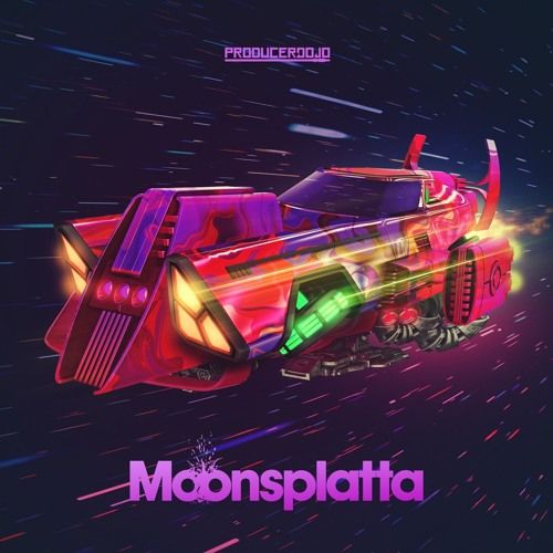 Moonsplatta - I Know You're There