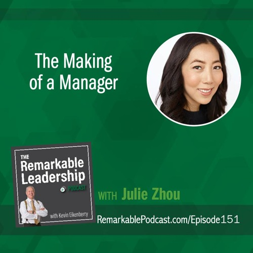 The Making of a Manager with Julie Zhuo