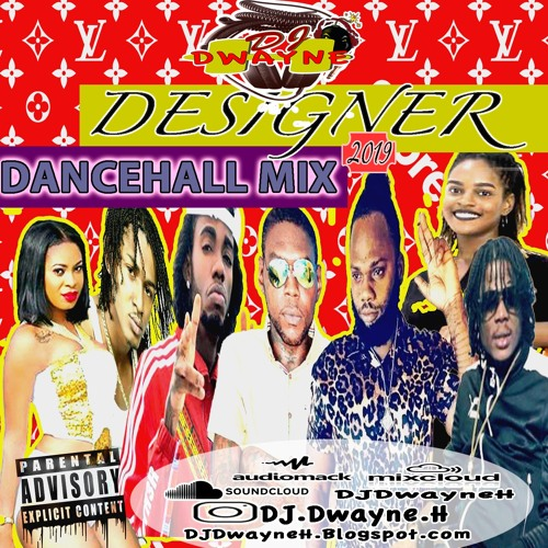 DJ Dwayne H AKA Mus Bus Designer Dancehall MIx 2019
