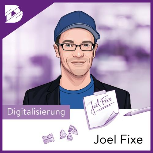 Bikesharing, Doktortitel und wie man mit Podcasts Geld verdienen kann | Joel Fixe #7