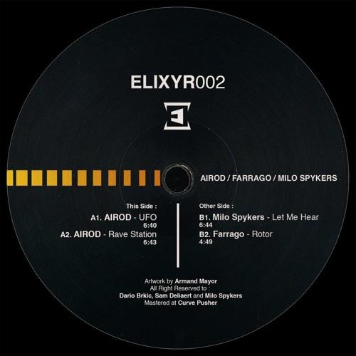 Let Me Hear [ELXR002]