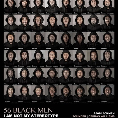 56 Black Men - In Conversation with Cephas Williams