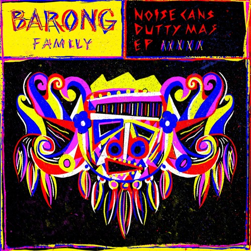 Noise Cans - Tun Up Ft  Capleton [OUT NOW!] by Barong Family