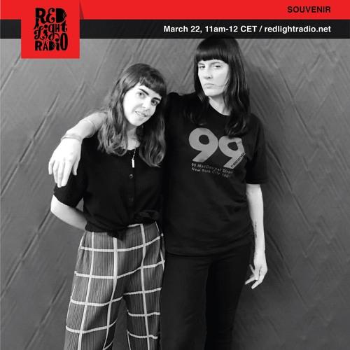 SOUVENIR on Red Light Radio 22/03/19
