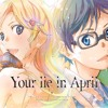 """Download Your Lie In April-  """"Medley"""" (English Cover) (All Op & Ed)(AmaLee) Mp3"""
