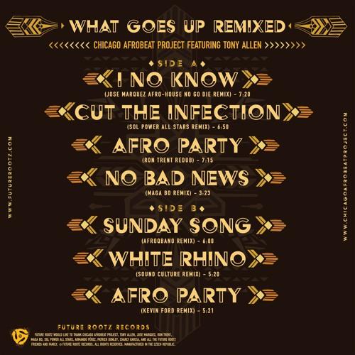 I No Know (Jose Marquez Afro-House No Go Die Mix)
