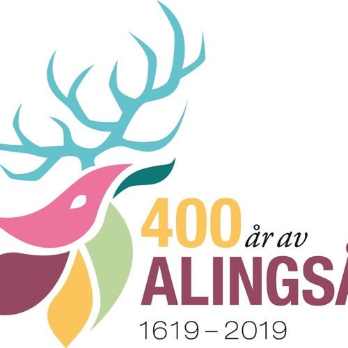 Alingsås 400 år. Erik Hallbergs Bok