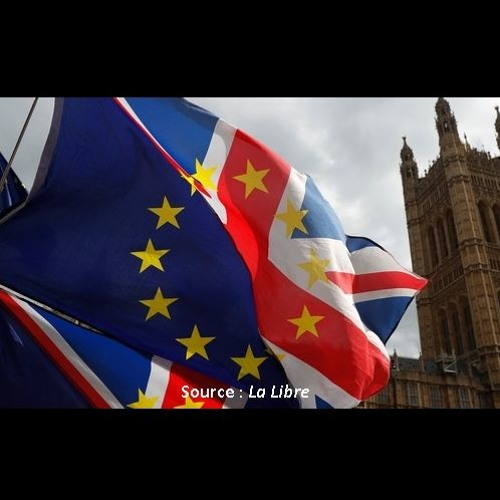 Le Mot De L'info 28 mars - Où en est le Brexit?