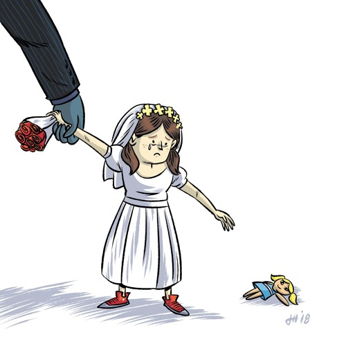 Stolen Youth: Child marriage is still legal in the United States. Idaho tops the list