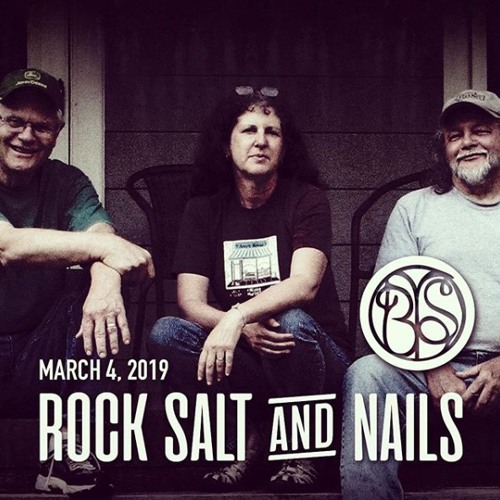 BRING YOUR SONG #81 Rock Salt & Nails