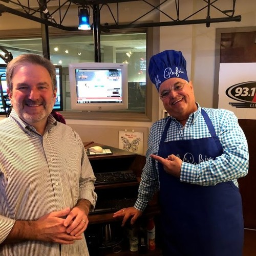 Frank Murphy Interviews Chef Pepin About Dollywood's Festival of Nations 2019