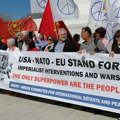 World of Equals Calls NATO to Account