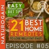 21 Home Remedies for Belly Fat | Ep 5 Podcast