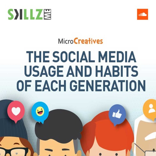 Quick Information on Social Media Usage and Habits Statistics [Infographic]