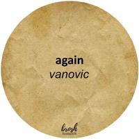 Vanovic - Never Again Artwork