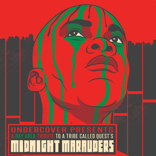 Royal Jelly Jive 'We Can Get Down' - A Tribute A Tribe Called Quest's 'Midnight Marauders'