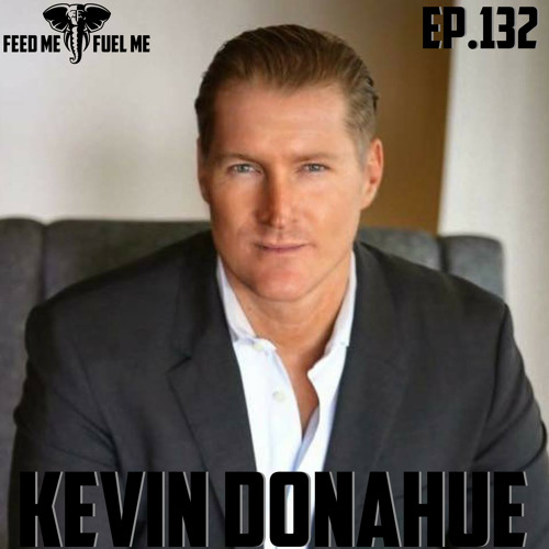 EP.132   Kevin Donahue - What Is Alpha?