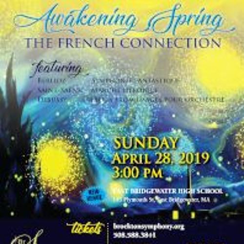 Brockton Symphony Awakening Spring Promo