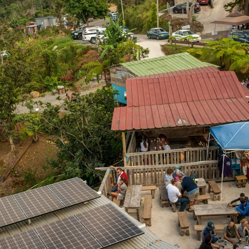 Spreading solar power and self-reliance in Puerto Rico