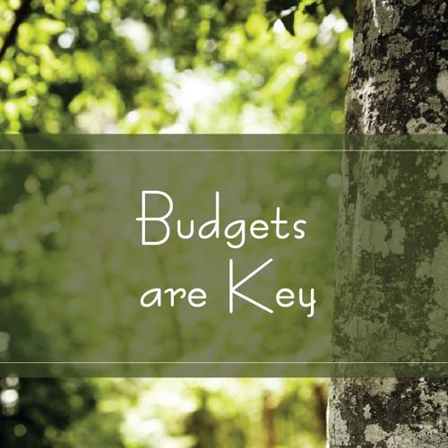 Budgets are Key