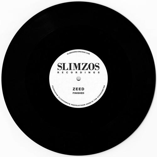 "Zeed, Tripta - Finished / Rev (10"" vinyl dubplate)"