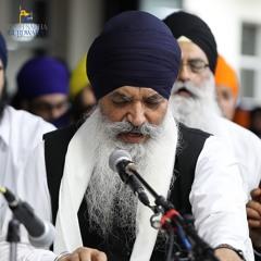 Bhai Amolak Singh - tinaa bhagat janaa ko - Akhand Keertan Singh Sabha Bham 23.3.19