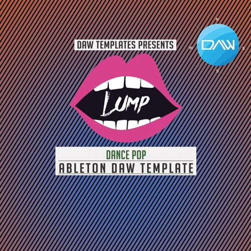 Lump Ableton DAW Template