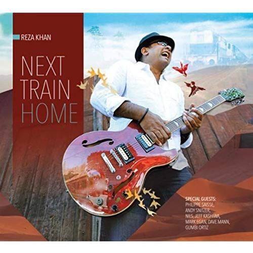 Reza Khan : Next Train Home